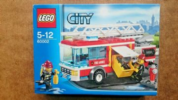 Lego City Fire Truck 60002 New and Sealed